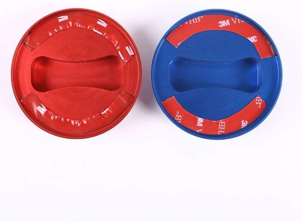 Alliage daluminium Cache-Bouchon de r/éservoir de Carburant Diesel Garniture Accessoires universels de Voiture pour A B C E S CLA GLA GLK GLC Classe W204 W205 W212 W213 W176 W222 X253 Rouge