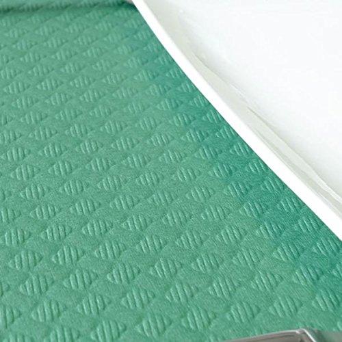 Chiner 1 Rotolo di Tovaglia di Carta lungo 100 metri Verde 1