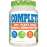 SAN Nutrition RawFusion Complete Plant-Based Whole Food Meal Replacement Powder, Natural Chocolate, 2 Pounds Review