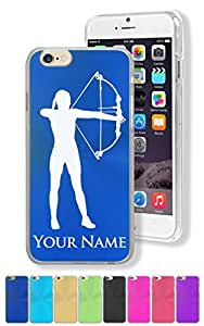 Personalized Bamboo iPhone 4/4S Case/Cover - GOLFER GOLFING, GOLF - Laser Engrave your name for FREE