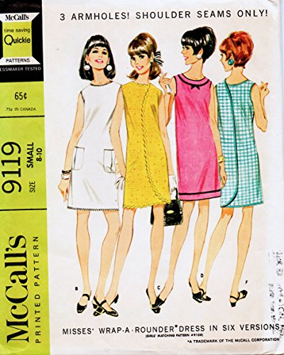 3 armhole dress pattern - 7