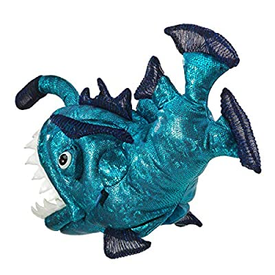 Folkmanis Anglerfish Hand Puppet: Toys & Games