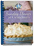 img - for Sunday Dinner at Grandma's: Grandma's Best Recipes for Delicious Dishes Full of Old-Fashioned Flavor, Plus Memories From the Heart (Everyday Cookbook Collection) book / textbook / text book