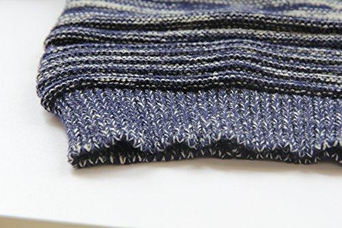 de montón Sombreros de de campana de punto de Sombrero colores morado de hop de hip lana dos melaleuca caliente plisado Casquillo EFCPaqC