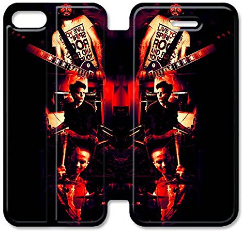 Funda iPhone 4S Caso De Cuero [BONITO REGALO Buen Presente] [Negramaro T3S8W ] La caja del teléfono protector para iPhone 4S