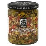 Sable & Rosenfeld Olive Bruschetta 500 Milliliter