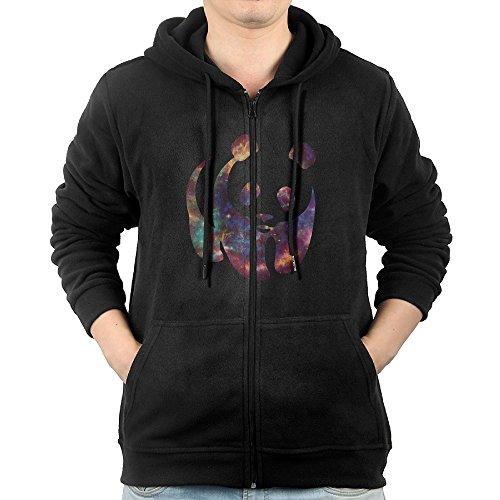 world-wildlife-fund-wwf-zipper-sweatshirts-for-men-xl-black