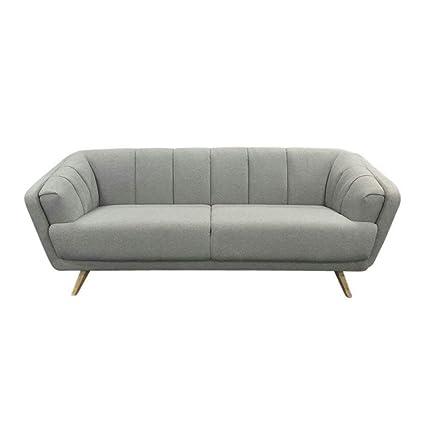 Fabulous Amazon Com Alice 3 Seater Sofa Light Grey Kitchen Dining Cjindustries Chair Design For Home Cjindustriesco