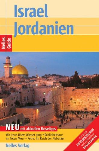 Nelles Guide Israel - Jordanien (Reiseführer)