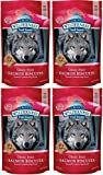 Cheap Blue Buffalo Wilderness Trail Treats Grain Free Salmon Biscuits Dog Treats 40 OZ Made in USA
