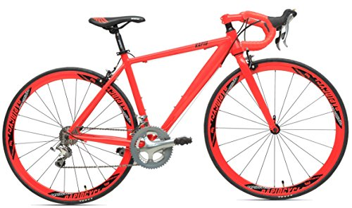 RapidCycle GRAND-20sp Shimano Tiagra Aluminum Road Bike (700CC, 53CM Frame)