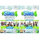 The Sims 4 Game & Stuff Pack: Gita all'aria aperta, Cucina perfetta, Accessori da brivido, Un giorno alla SPA, Esterni da sogno, Feste di lusso