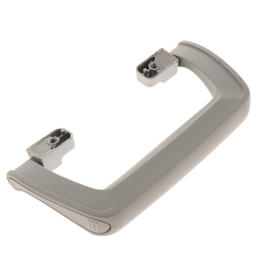 kesoto 1Piece Spare Strap Handle Grip Replacement for Suitcase Luggage Case Silver