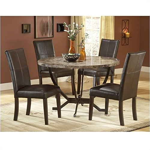 Hillsdale Furniture 4183-826 London Swivel Counter Stool