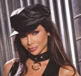 Leather Hat for Men and Women in Small/Medium, Large/X-Large