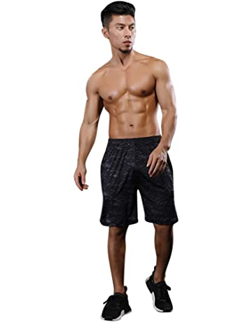 ROLYPOBI Workout Training TanksMen Long Casual Sports Pants Gym Hip Hop Trousers Running Jogger Gym Sweatpants