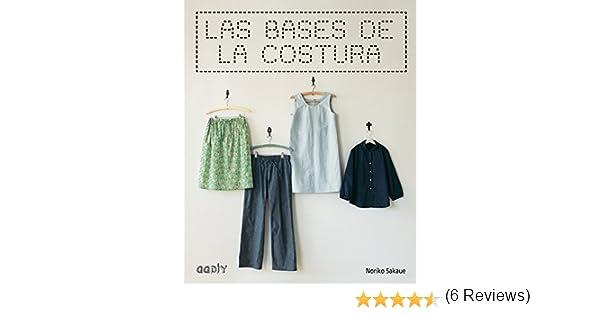 Las bases de la costura (GGDIY): Amazon.es: Sakaue, Noriko, Chaïb ...