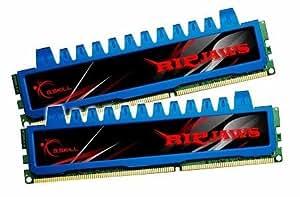 G.SKILL Ripjaws Series 4GB (2 x 2GB) 240-Pin DDR3 SDRAM 1600 (PC3 12800) Desktop Memory Model F3-12800CL8D-4GBRM by G-Skill