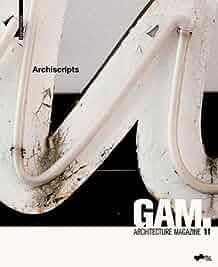GAM- architecture magazine.