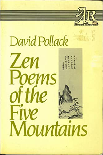 Pollack Poems Five Mountains cover art