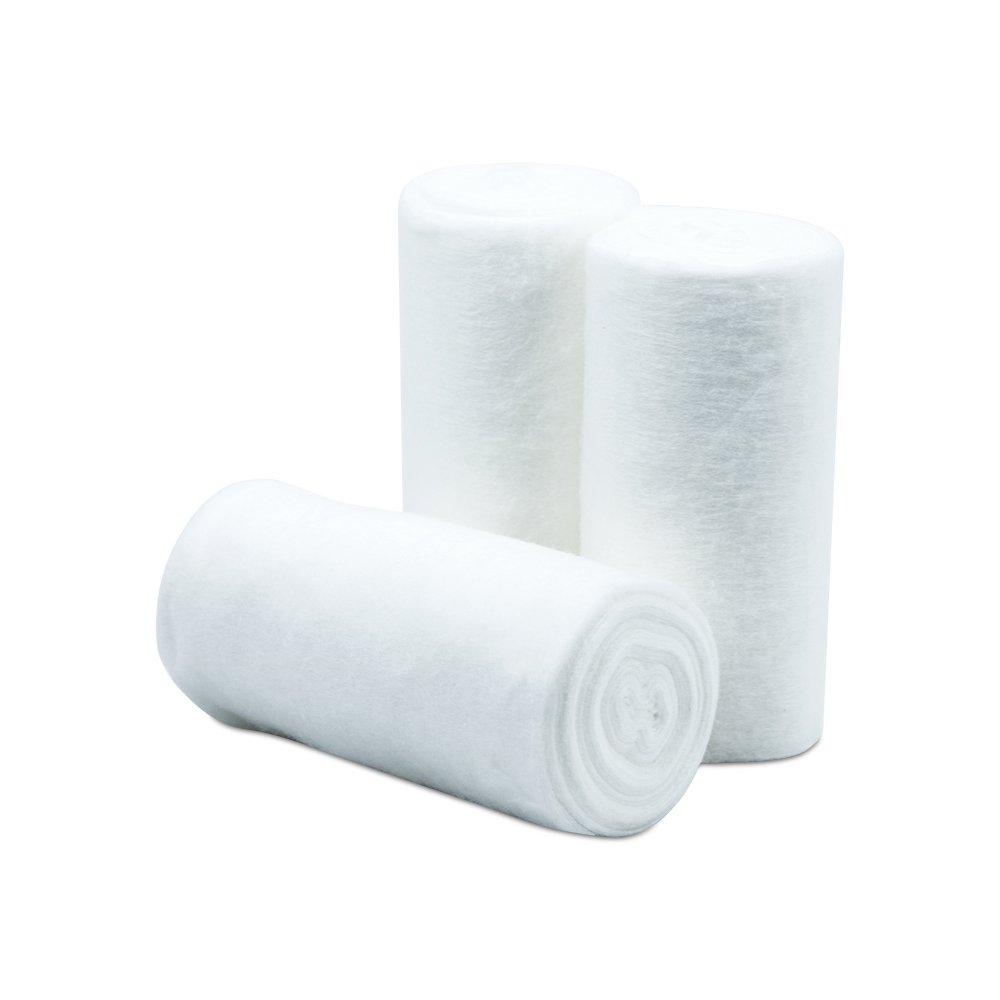 Orthopedic Cotton Cast Padding 6''X4 yds 6/Bg