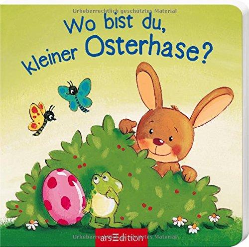 Wo bist du, kleiner Osterhase?