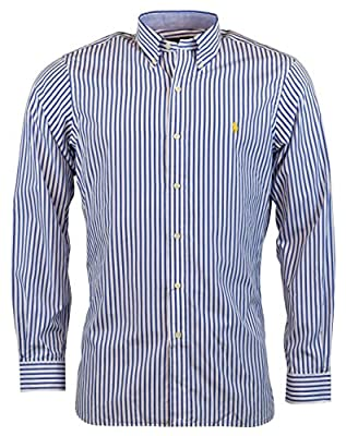 Polo Ralph Lauren Men's Classic Fit Button-Front Shirt