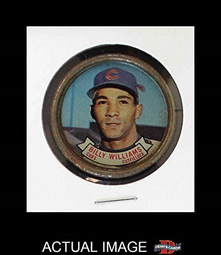 1964 Topps Coins # 44 Billy Williams Chicago Cubs (Baseball Card) Dean's Cards 2 - GOOD (Chicago Cubs Coin Set)