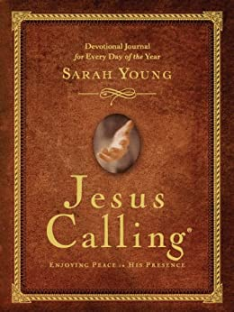 Jesus Calling: Devotional Journal by [Young, Sarah]