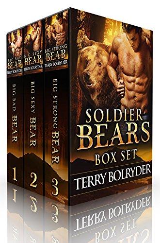 Soldier Bears Box Set: BBW Paranormal ()