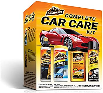 4 Pieces Armor All Complete Car CleaningKit