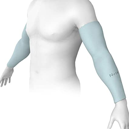 Amazon.com: Mangas de compresión para brazo y codo N ...