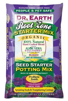 DR EARTH INC OLDCASTLE Starter Potting