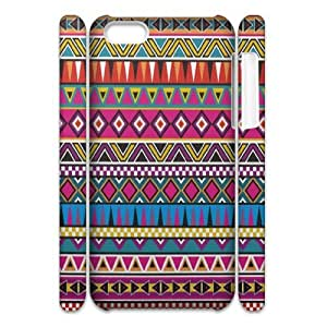 Winfors Aztec Tribal Phone 3D Case For Iphone 5C [Pattern-5]