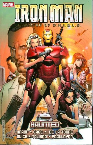 Iron Man Vol. 5: Haunted
