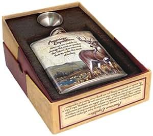 American Expedition Steel Flask (American Elk)