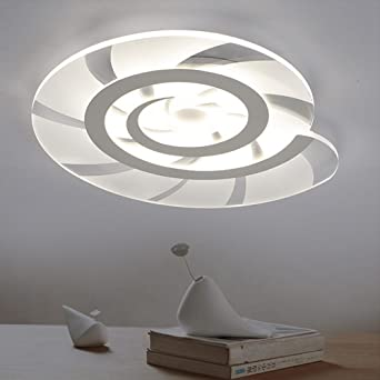 Modern LED Deckenleuchten Zum Drinnen Beleuchtung LED Beiläufig Zum Wohnzimmer  Schlafzimmer Schnecke Einzigartig Entwurf Beleuchtung,
