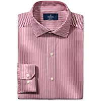 Buttoned Down–Chaqueta No Necesita Planchado. Bajera spread-collar Vestido Camisa