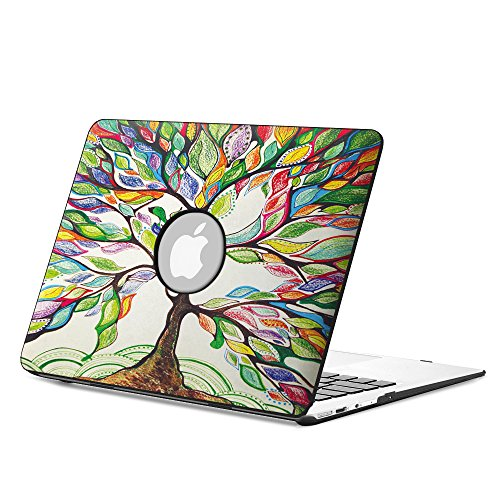 Fintie MacBook Air 13 Inch Case - Fits Previous Generations A1466 / A1369 (Will Not Fit 2018 MacBook Air 13 with Touch ID A1932), Slim PU Leather ...