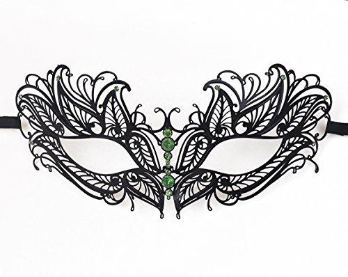Women (Green Masquerade Masks)