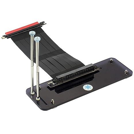 BGNing PCI- E 3.0 16X - Base de Soporte Vertical para Tarjetas ...