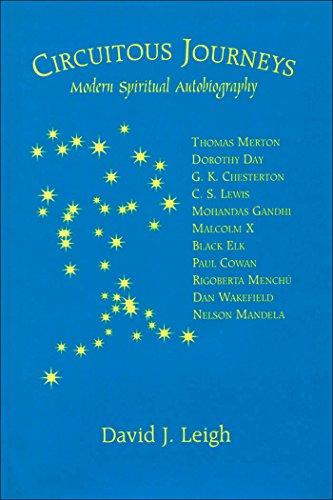 Circuitous Journeys: Modern Spiritual Autobiography (Studies in Religion and Literature)