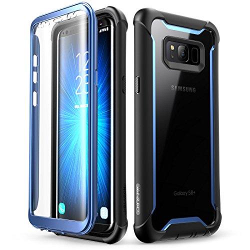Samsung Galaxy S8+ Plus case, i-Blason Full-Body Rugged Clea