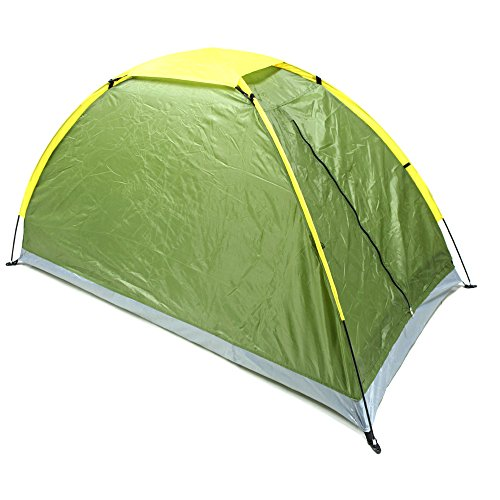 Docooler® Camping Tent Single Layer Waterproof Outdoor Portable UV-resistant