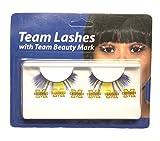 NCAA Licensed Team Lashes Eyelash extensions (Michigan Wolverines)