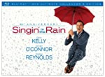 Cover Image for 'Singin' In The Rain: 60th Anniversary Collector's Edition (Blu-ray/DVD Combo)'