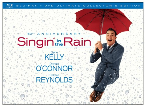 Singin' In The Rain: 60th Anniversary Collector's Edition (Blu-ray/DVD (60th Anniversary Collectors)