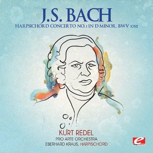 J.S. Bach: Harpsichord Concert...