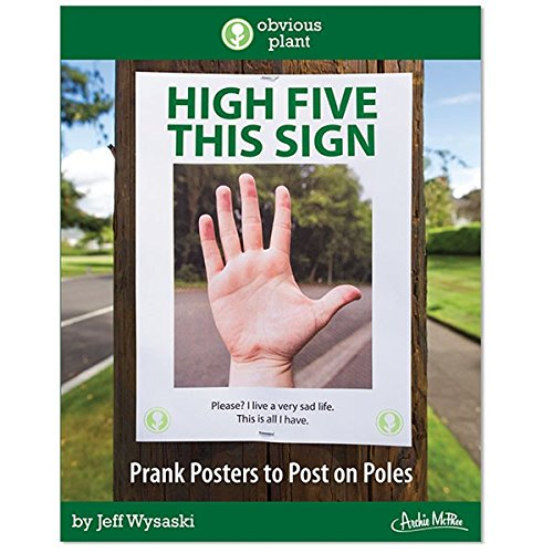 OBVIOUS PLANT - HIGH FIVE THIS SIGN BOOK