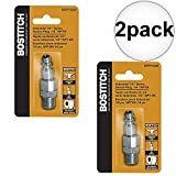 Bostitch BTFP72333 1/4'' NPT Industrial Swivel Plug Replaces ISWIVEL-14M 2-Pack